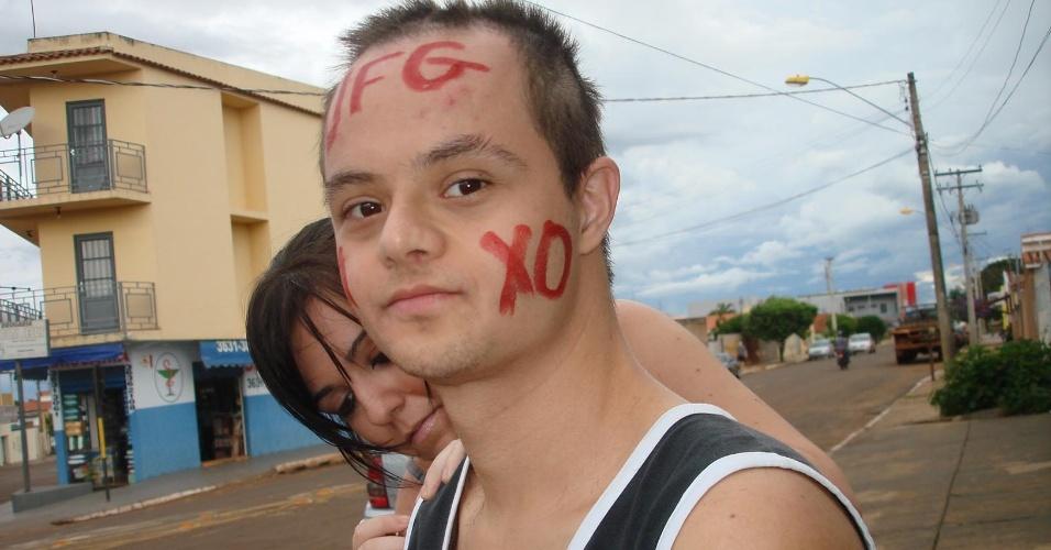 Kallil Assis Tavares, 21, é o primeiro estudante com síndrome de Down a ingressar na Universidade Federal de Goiás (UFG)