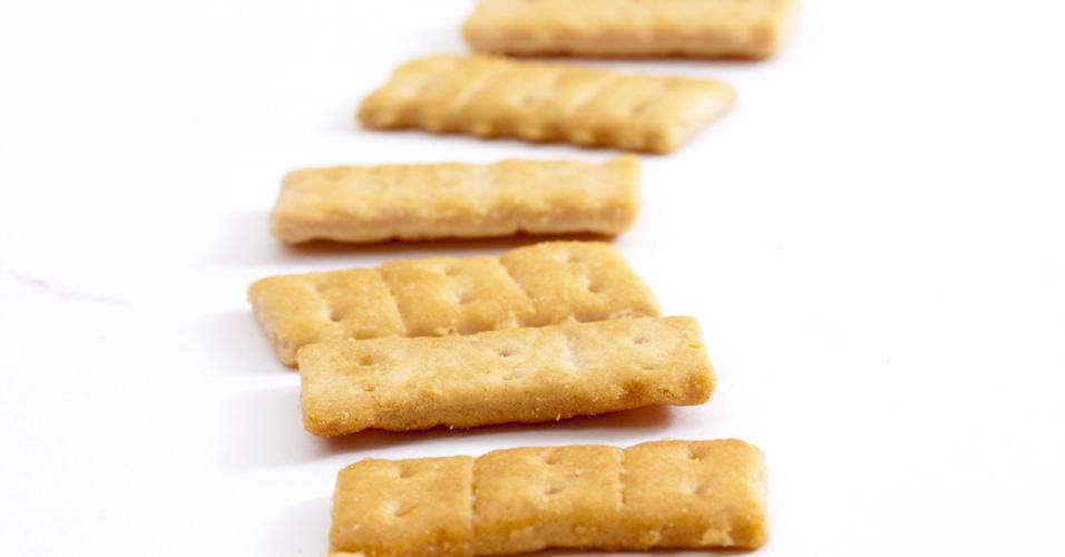 Biscoito salgado